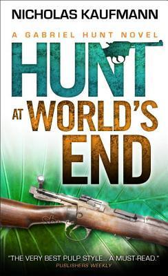 Hunt reissue cover
