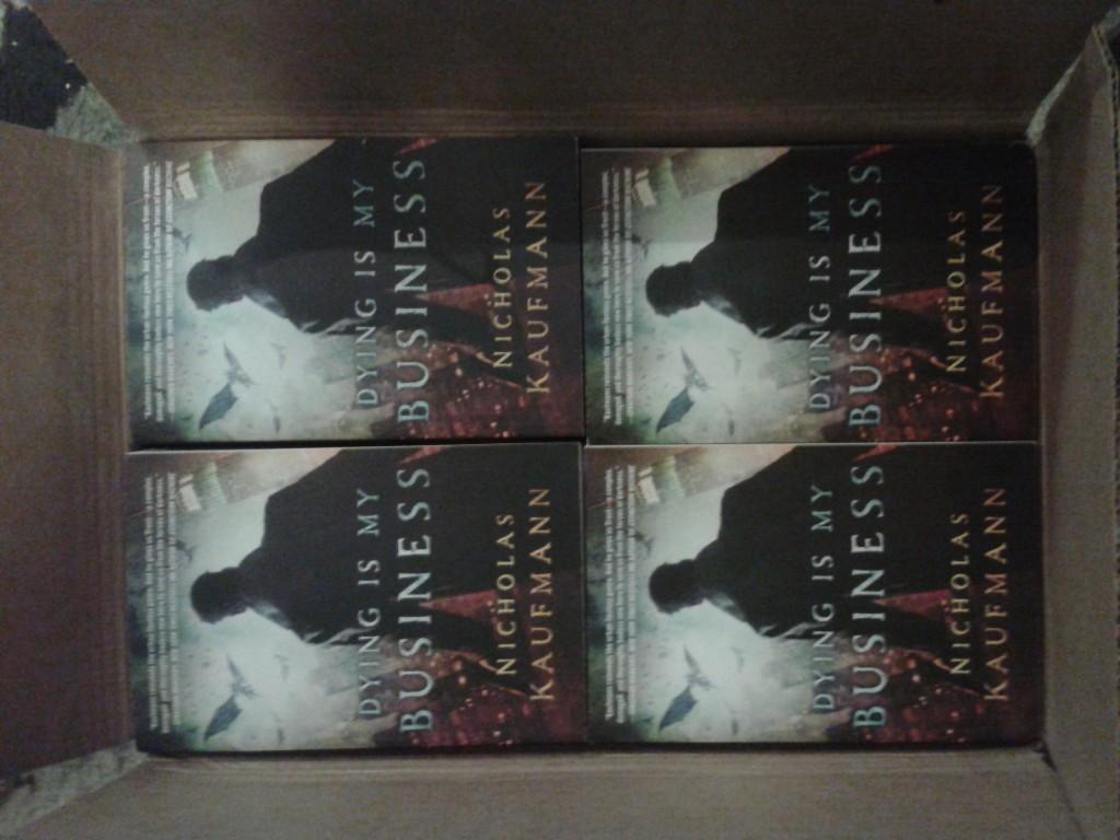 author copies