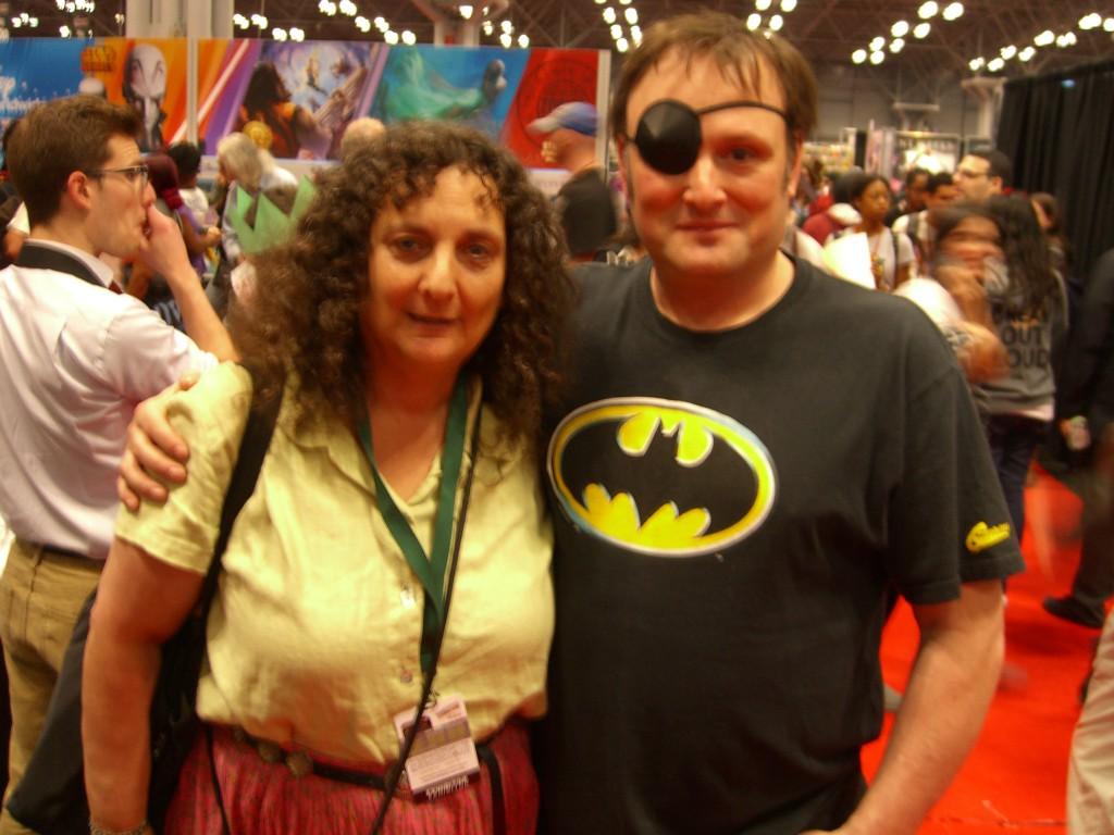 Ellen and Laird