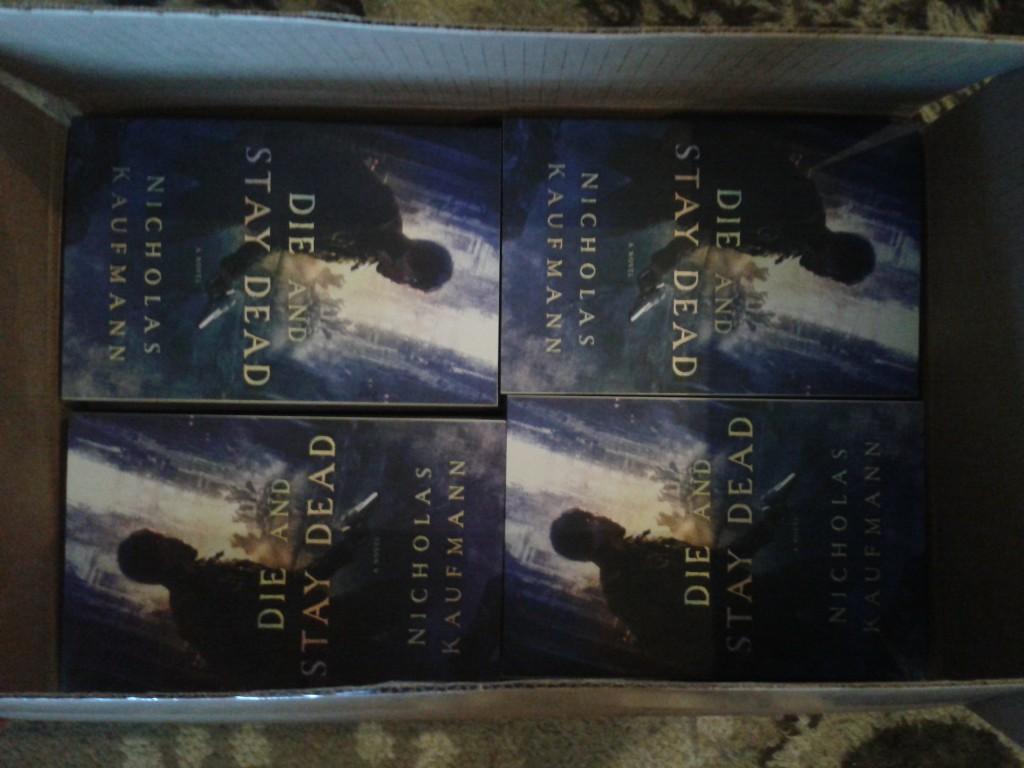 author's copies