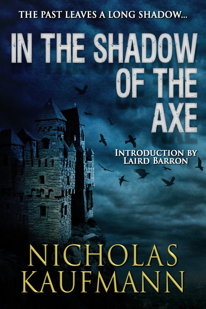 In the Shadow of the Axe Cover